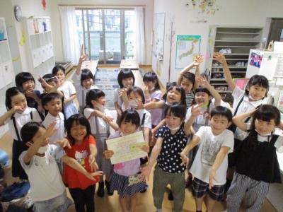 民間学童保育「まなびやCAMP」(子ども育成担当)