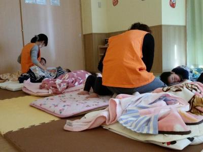 西和地域病児保育室(いちごルーム)(看護師パート)