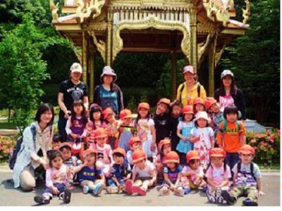 愛嬰幼保学園 中国上海分園 主任(高給与、社宅完備)募集