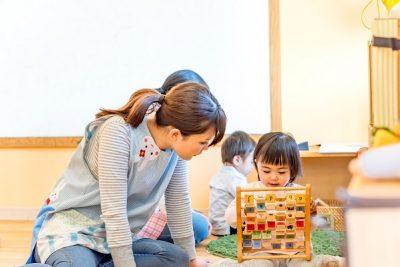 【白井市内】特別養護老人ホーム内保育室 パートの保育士さん募集!