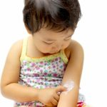 乾燥に注意!乳幼児のスキンケア