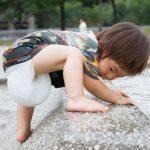人生の大切な一歩。トイレットトレーニングの援助
